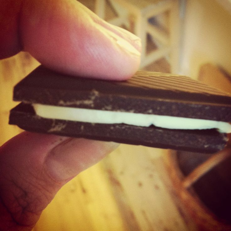 LCHF / low carb oreo! Chocolate and butter!