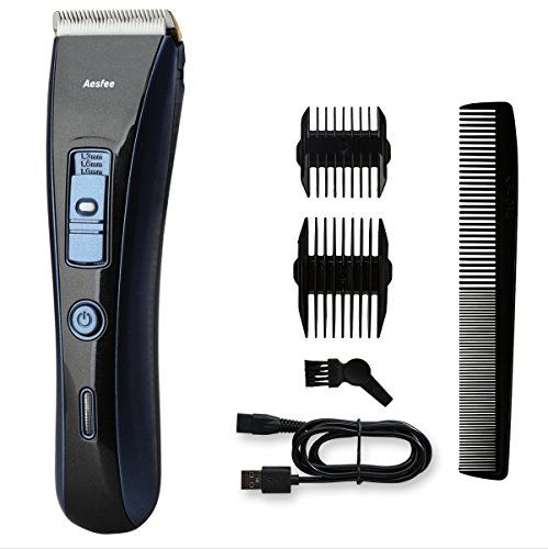 81c6f83cea5 Hair Clippers for Men Cordless