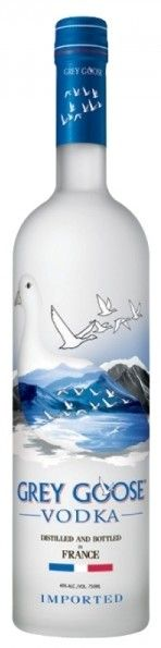 Водка Grey Goose, 0.7 л (купить Грей Гуз, 700 мл) – цена, отзывы