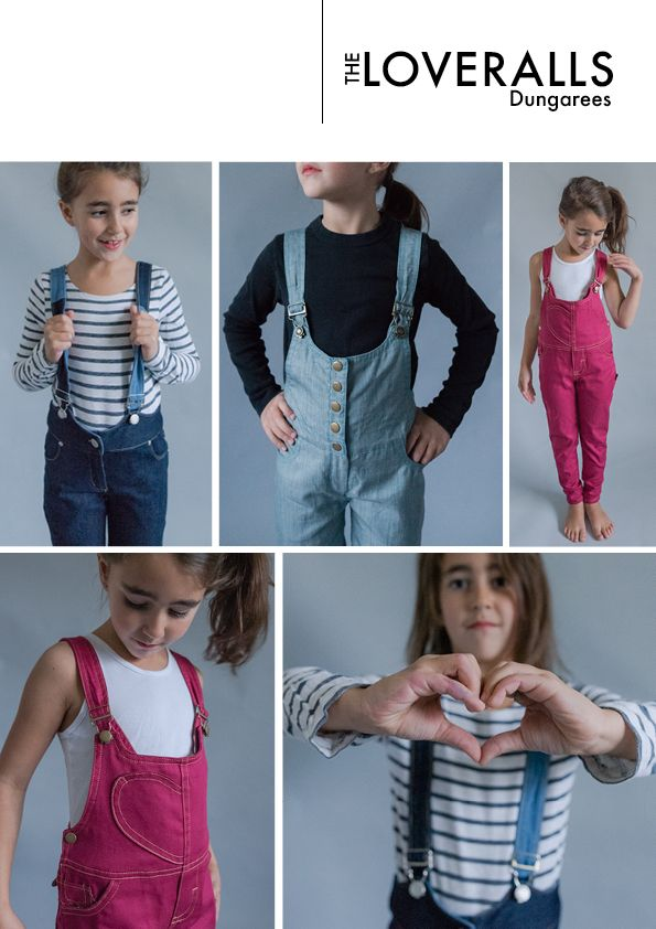 15 best Favourite Girls Patterns images on Pinterest | Sewing for ...