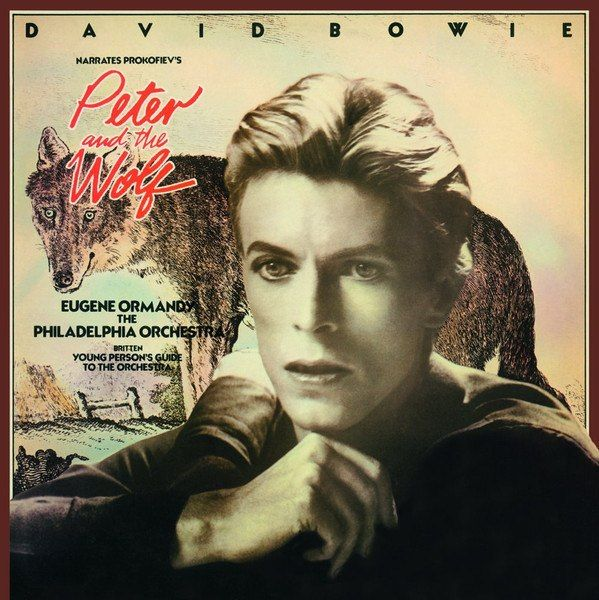 David Bowie - Peter & The Wolf - LP