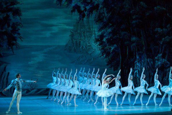 Balé Nacional da Rússia apresenta em Natal o clássico O Lago dos Cisnes, mais famosa peça composta por Tchaikovsky