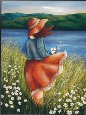Fair Winds ~ Chantal Mainguy