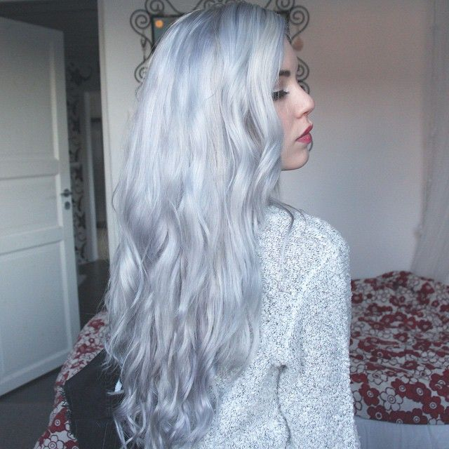 Pravana ChromaSilk Vivids hairdye in Silver | Hair ...