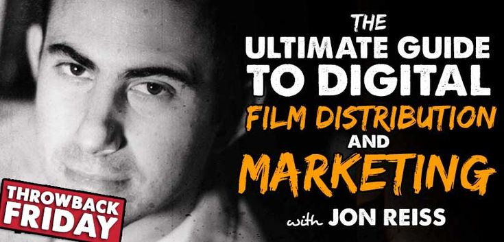 Jon Reiss usedhybrid distribution & marketing to sell his film Bomb It? He then created the ultimate guide to indie film distribution & marketing.
