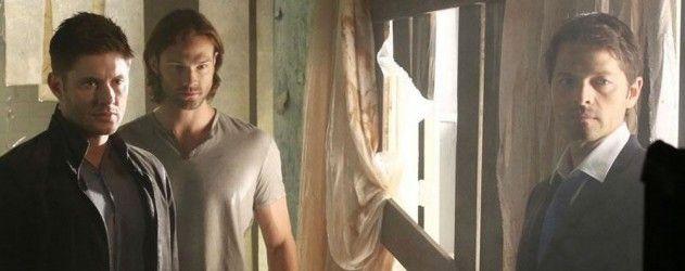 Promo pour la saison 9 de #Supernatural qui démarre le 8 octobre sur #CW