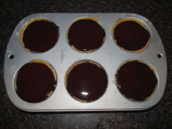 chocolade truffel gebakjes