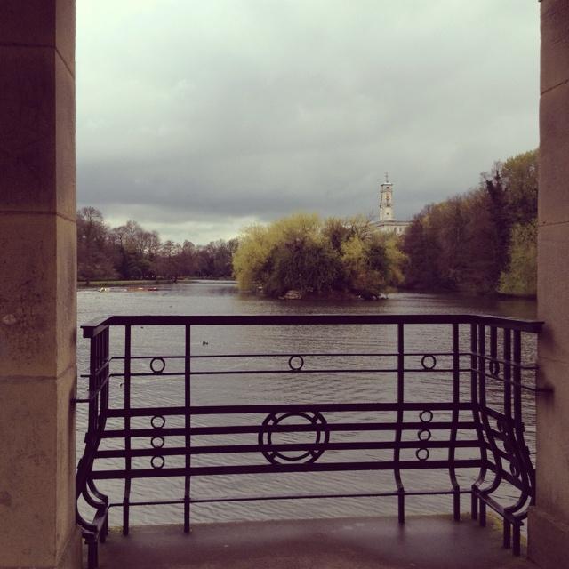 Lake, University of Nottingham