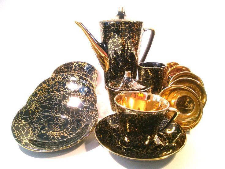 Serwis do kawy Chodzież projekt J. Wrzesień