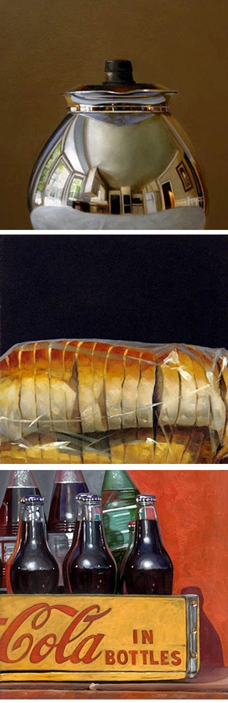 James Neil Hollingsworth: Oil paintings.