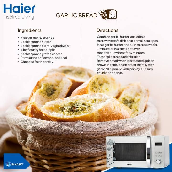 Try this easy to make #recipe and enjoy it with #friends and #family. #Food #Oven #Microwave #HaierIndia #Happiness #Love #Technology #Appliances