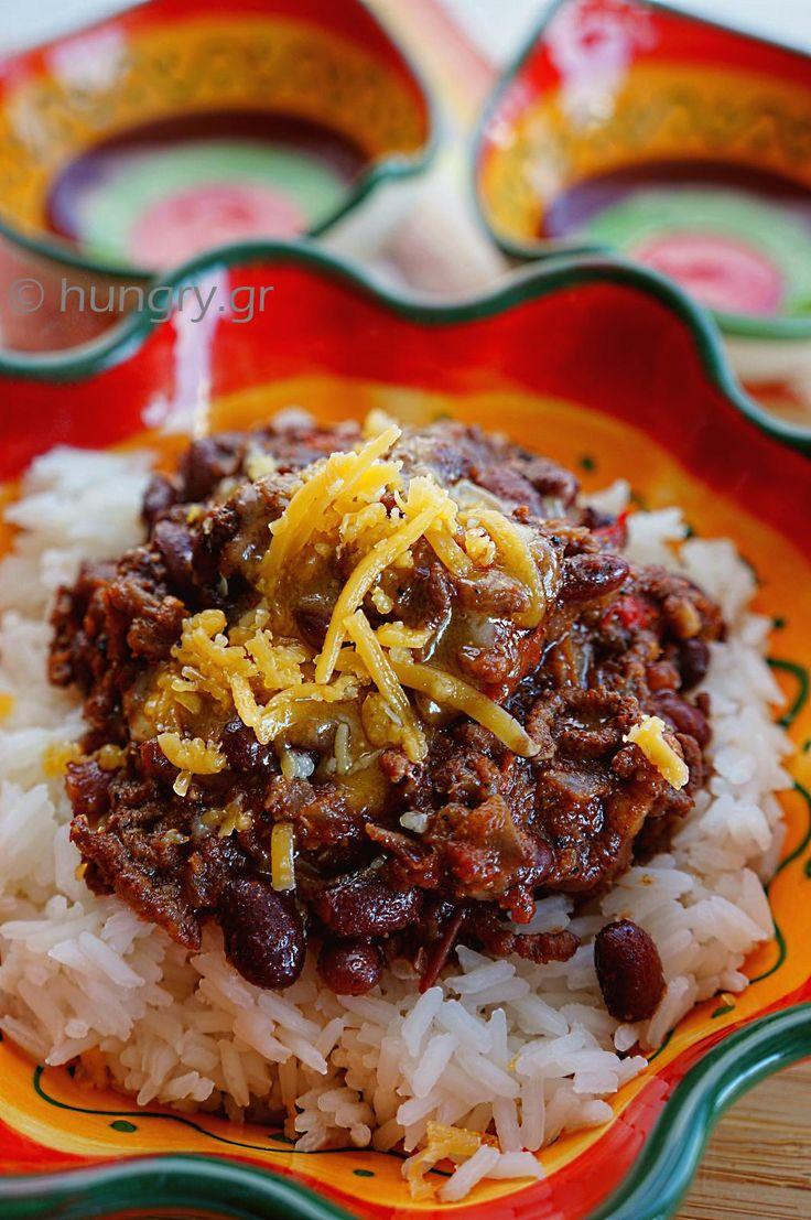 Kitchen Stori.es: Chilli con Carne