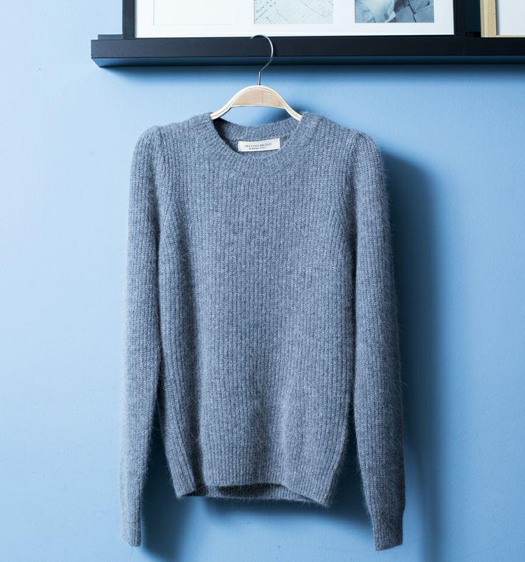 세련된 파슨스 스웨터. polished parsons sweater. @현대백화점