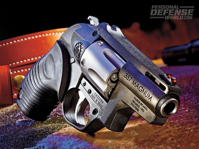 The Taurus DT is the type of gun that, despite being a revolver, has the design and structure to endure well into the 21st century.