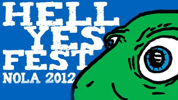 6 Picks: Gumbo Fest, Hell Yes comedy Fest, Ladyfest   more