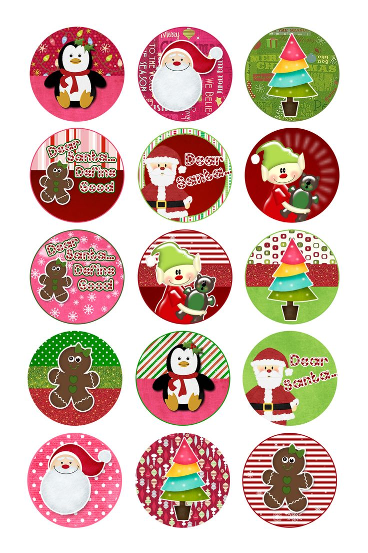 free bottle cap images | bottle cap | Free Printables Christmas I am going to use this in a craft at my girl scout christmas party/meeting