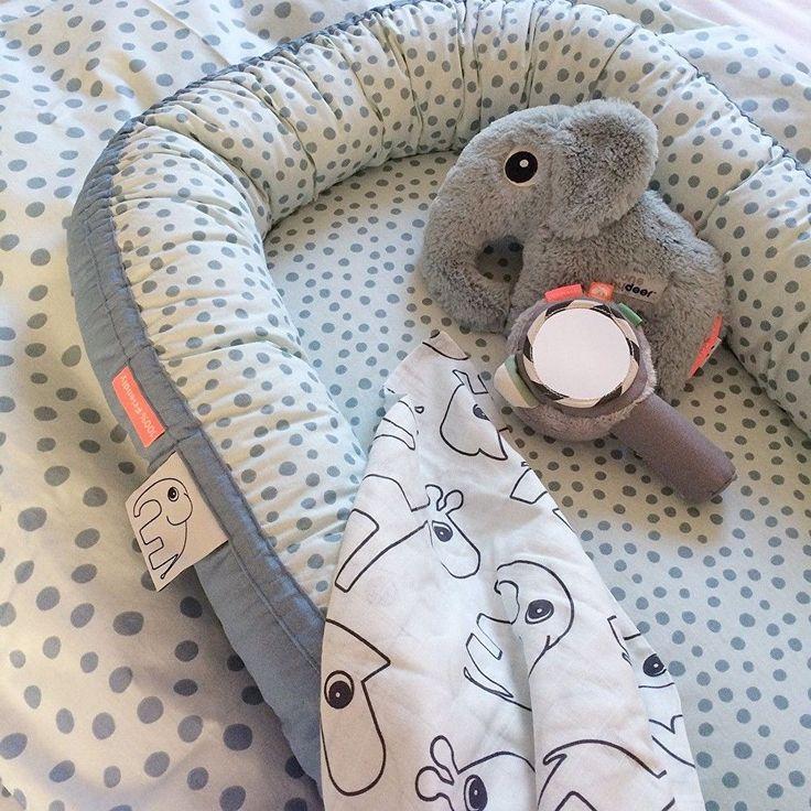 Dit mooie en zachte slaapnestje van Done by Deer is heerlijk voor je baby tijdens de eerste weken. In deze periode heeft je baby behoefte aan een veilige en knusse omgeving.
