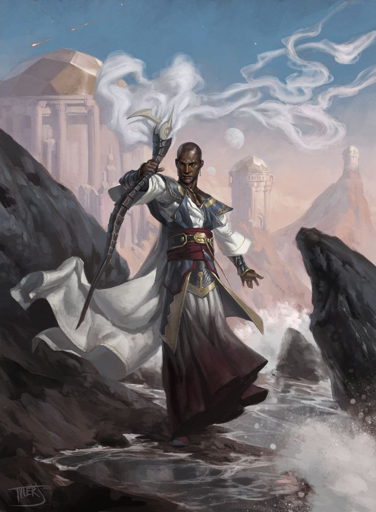 Tyler Jacobson: Teferi Temporal Archmage
