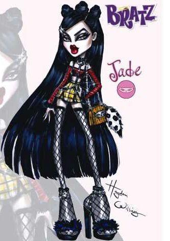 Jade (MY FAVORITE) Bratz Collection By Hayden Williams
