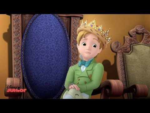 King - song and animation - King for a Day - Sofia the First