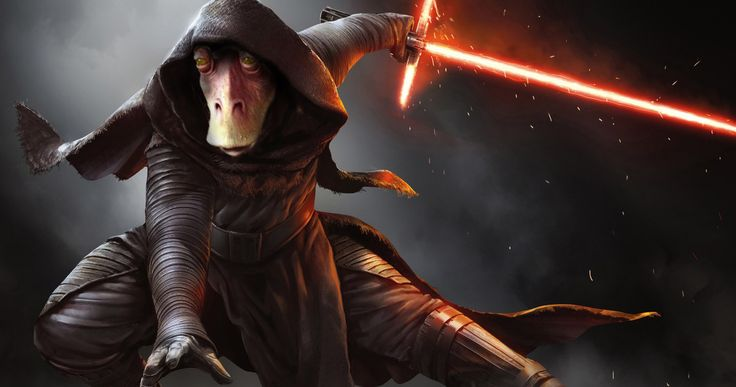 'Star Wars': Here's What Jar Jar Binks Sounds Like as a Sith Lord -- Ahmed Best, the man responsible for bringing Jar Jar Binks to life in 'The Phantom Menace', agrees with the Sith Lord fan theory. -- http://movieweb.com/star-wars-darth-jar-jar-sith-fan-theory-video/