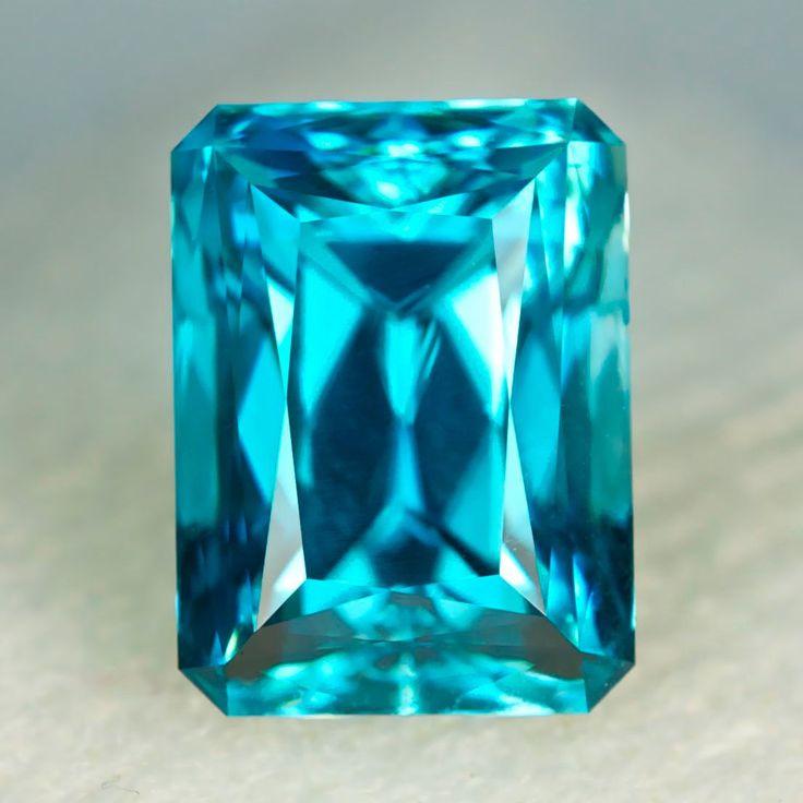 4086 - 4.56ct Zircon
