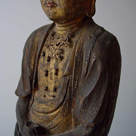 Japanese buddhism. Gallery Ulala, Tokyo.