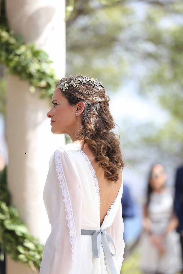 vestido de novia de Sole Alonso