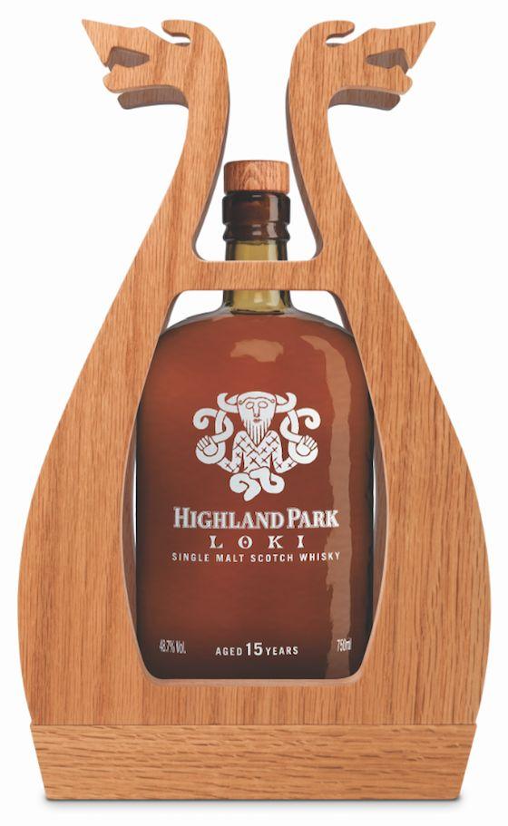 Highland Park - Loki - Scotch Whisky 15 ans d'âge