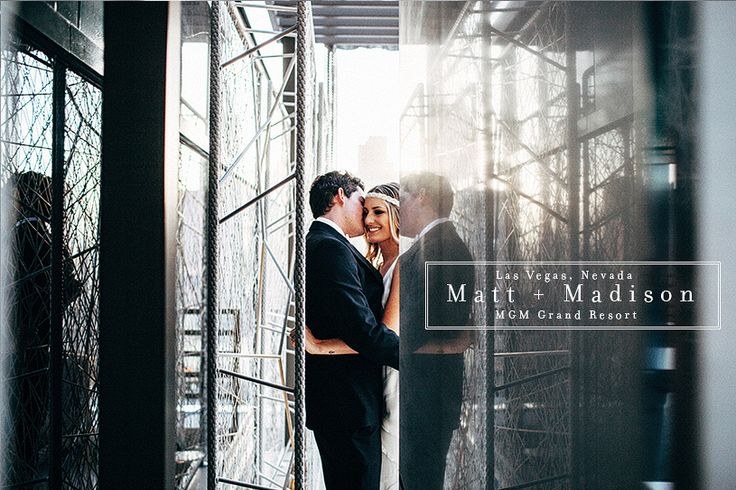 Matt Madison Wedding Mgm Grand Las Vegas Nevada All Over Pinterest Elopements And Private