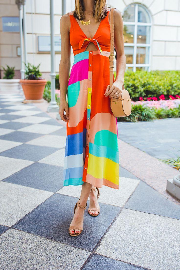 Mara Hoffman Dress | The Fox & She |