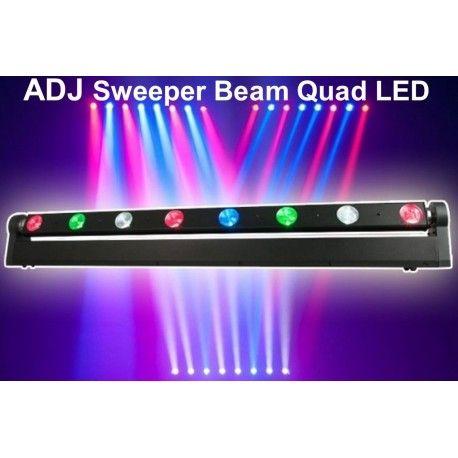ADJ Sweeper Beam QUAD LED = 259 € ttc pièce Produit d'occasion - Garantie 3 mois