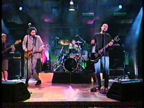 Sunny Day Real Estate - Seven - Live On The Jon Stewart Show Sept. 19th 1994 - YouTube