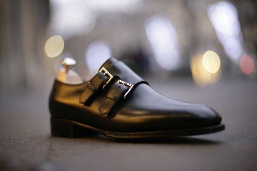 John Lobb: Shoes Ems, Shoes Passion, Men Fashion, Men Shoes, Fancy Shoes, Buckles Monk, John Lobb, Glorious Shoes, Monk Shoes