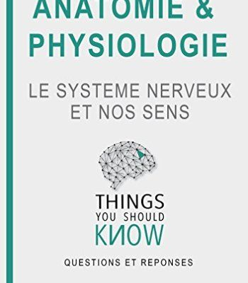 """Anatomie et physiologie """"le système nerveux et nos sens"""": Things you should know (Questions and answers) (French Edition) PDF"""