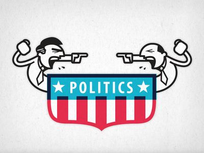 Dribbble - Politics 2 by Jacob Greif