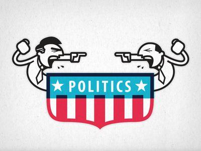 Dribbble - Politics 2 by Jacob Greif