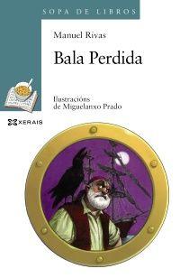 Bala Perdida é o derradeiro pirata do Atlántico Norte, un capitán escrupuloso que anda acompañado dun corvo e dun grupo de bravos mariñeiros. Para resolver unha misteriosa abordaxe na máxica Costa da Morte, Bala Perdida busca a axuda dunha moza xornalista que só dá noticias bonitas.