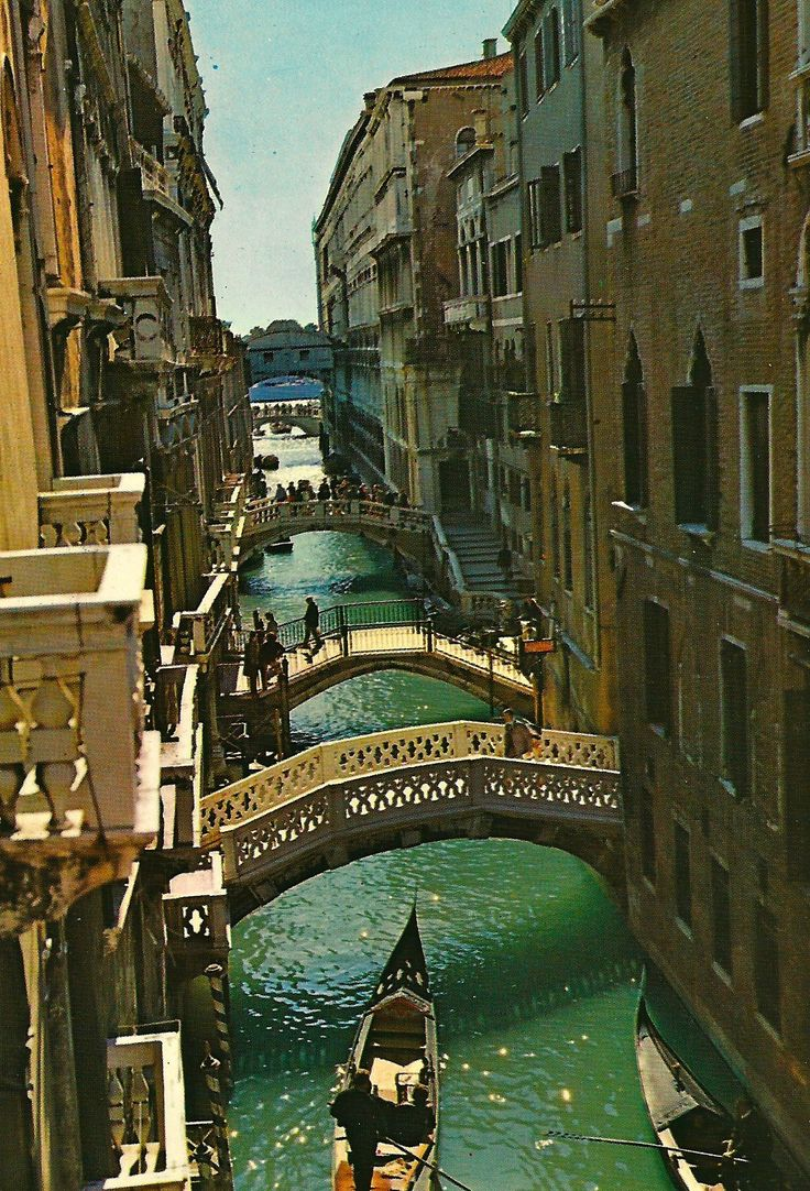 ✕ Venezia… / #places #travel #italy