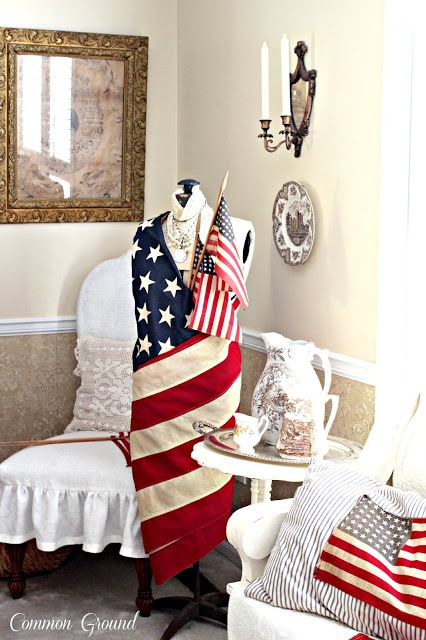 Common Ground: Clad in Liberty Dress Form
