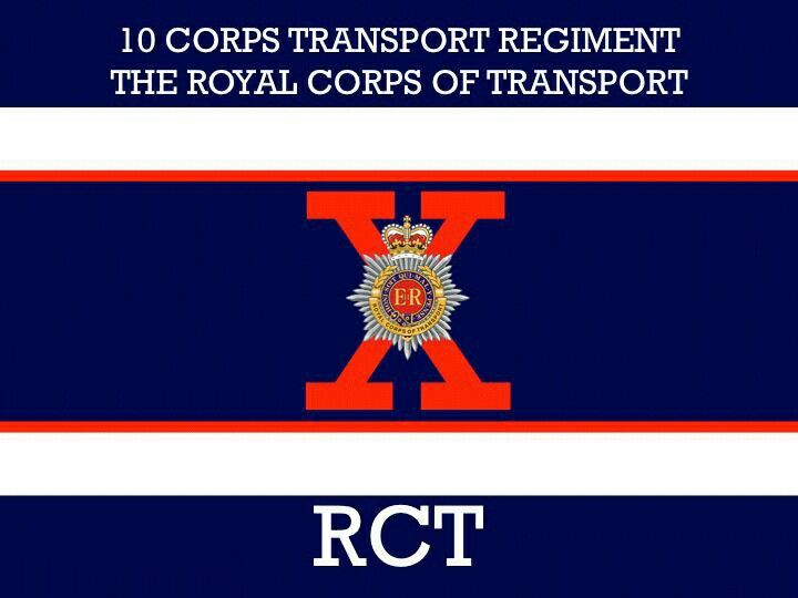 Regiment sign