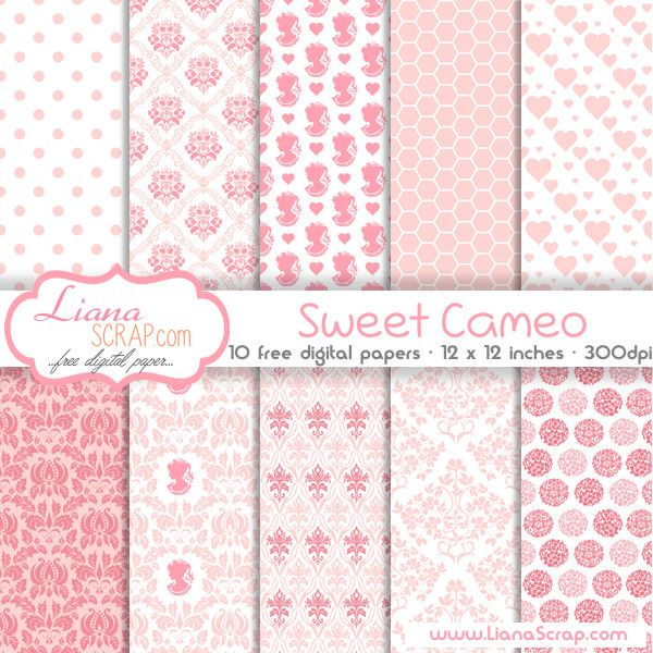 Wednesday's Guest Freebies ~ Liana Scrap  ✿ Follow the Free Digital Scrapbook board for daily freebies: https://www.pinterest.com/sherylcsjohnson/free-digital-scrapbook/ ✿ Visit GrannyEnchanted.Com for thousands of digital scrapbook freebies. ✿