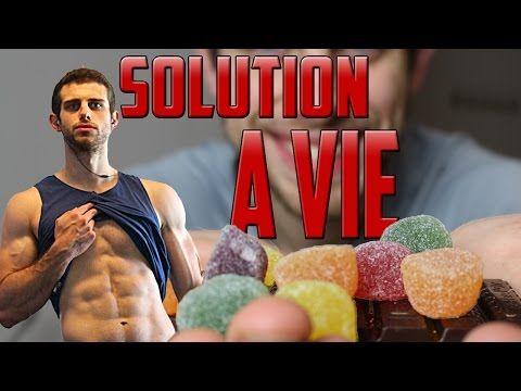 Comment Devenir Sec & Musclé(e) A VIE - SANS Privation, SANS Prise De Tête - YouTube