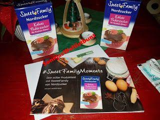 SonnjasWeltistbunt: Sweet Family Moments mit Nordzucker