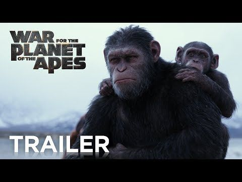 War for the Planet of the Apes | July 2017
