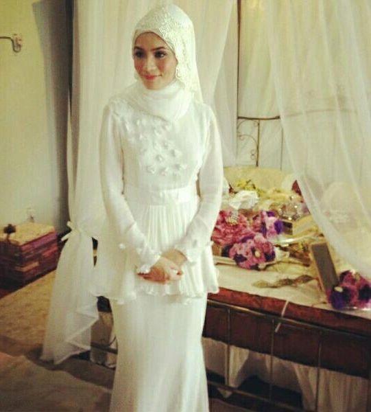 Wedding Nikah Simple Backdrop Decoration Muslim: Makeup, Tudung & Baju Dan Pelamin Nikah.