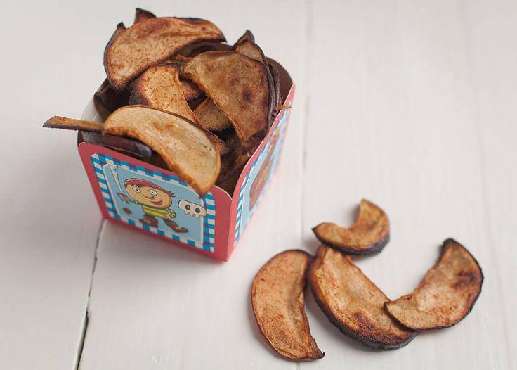 """Het is Halloween! Verras de kinderen met deze gezonde snack in plaats van de """"normale"""" met-kunstmatige-suikers-volgestopte snoepjes. Daarnaast zijn er in het najaar altijd weer lekker zoete appeltjes verkrijgbaar. En …"""