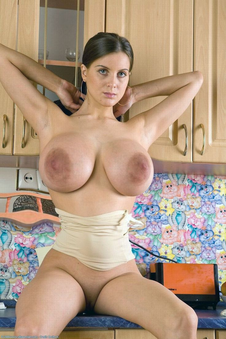nude women with biggest boobs