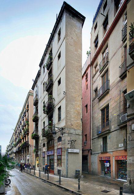 Carrer de La Princesa 8,  Barcelona, España.