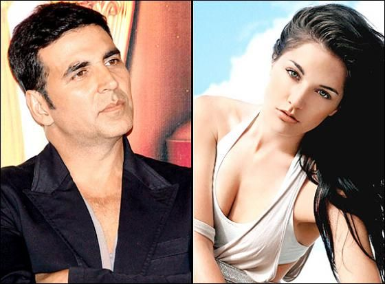 """Akshay Kumar finally found South African model for 'The Shaukeens' http://www.morningcable.com/entertainment/arts-and-entertainment/38104-akshay-kumar-finally-found-south-african-model-for-the-shaukeens.html  Bollywood Khiladi Akshay Kumar has introduced quite new faces in Bollywood and now for his upcoming film """"The Shaukeens"""" he will be introducing a new face the South African supermodel, Michelle."""
